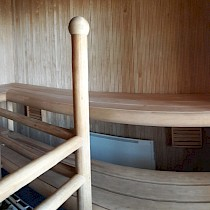 SAUNAS, CELEBRATION AND MEETING VENUES